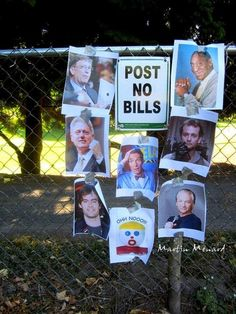 Each Bill is more brilliant than the next