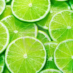 Limes make me think of Summer time fun!