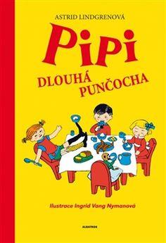 Czech Pippi Longstocking! Pippi Longstocking, European Countries, Luxor, Books, Czech Republic, Scrapbooking, Livros, Book, Livres