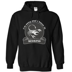 Scorpio  - Click The Image To Buy It Now or Tag Someone You Want To Buy This For.    #TShirts Only Serious Puppies Lovers Would Wear! #V-neck #sweatshirts #customized hoodies.  BUY NOW => http://pomskylovers.net/scorpio