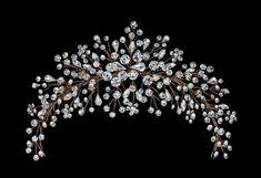 Wedding Headband, Bling Wedding, Bridal Headbands, Wedding Music, Dream Wedding, Bridal Hair Accessories, Bridal Jewelry, Rose Gold Diamond Ring, Silver Ring