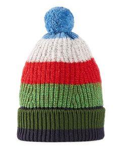 Riokk az Red Blue Geometric Star Skull Hat Beanie Hat for Unisex