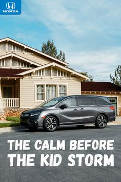 The 2018 Honda Odyssey is always up for soccer practice, football practice, dance recitals, birthday parties, and plenty of trips to grandma's house.
