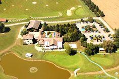 Golf International de Grenoble, Isère, Auvergne-Rhône-Alpes, France. Vidéo aérienne sur FlyOverGreen / Aerial video on FlyOverGreen