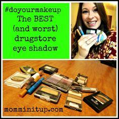 Best Drugstore Eye Shadow