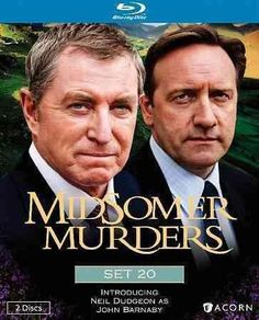 This box set contains four classic episodes of the popular British detective series MIDSOMER MURDERS. In the first, MASTER CLASS, gifted young pianist Zoe Stock witnesses a mysterious death that seems