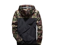 Kaured Fashion Man Hoodie SweatSlim Fit Hooded Pullover Hip Hop Jacket Hoody Sportswear SweatMale Tracksuits M-3XL 25