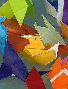 Manualidades con papel para los niños