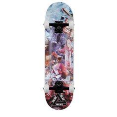 a485435f5544 Palace Skateboards Ben Rocky 2 Complete Skateboard Multi 8.3