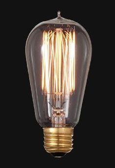we have a great selection of vintage style antique like bulbs - Antique Lamp Supply