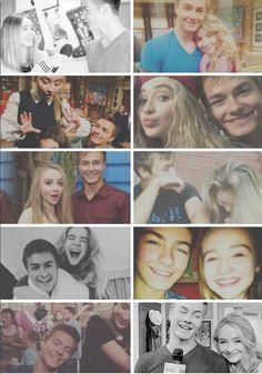 I wish him and i was like maya and Lucas(aka Sabrina and payton)