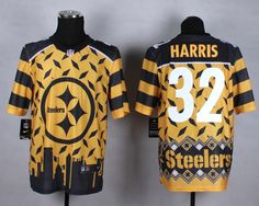 nfl jersey sales by team Nike Steelers Jack Lambert Gold Men s Stitched NFL  Elite Noble Fashion Jersey d6442dcdd
