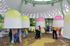 Parque para Niños, Expo Milano 2015, Milán, Italia - ZPZ Partners