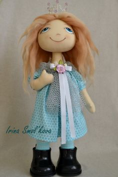 моя авторская куколка )) if you want order to or buy liked doll just contact with me by email: zebra.tlt@rambler.ru you can write in English or Russian  Irina S.