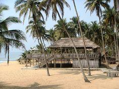 Lekki Beach is a great beach near Lagos, Nigeria