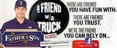 a friend w/a truck