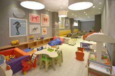 Children zone-Greg's Cafe