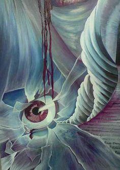 surrealism and eyes in artwork - Google Search