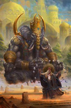 Bad Ass Ganesha