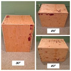 Build. Your. Own. Box.        We'll make this short and sweet because I never seem to be able to do anything that way. Plus  you're probab...