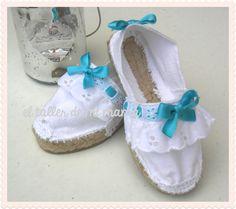 Preciosas Ciabatta, Diy Clothes, Baby Dress, Espadrilles, Baby Shoes, Creations, Sewing, Sneakers, Dresses