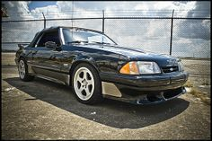 1993 Ford Mustang Saleen Convertible 302/400 HP