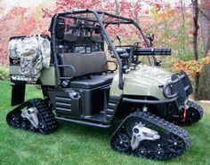The 'Chuck Norris' Edition Golf Cart!