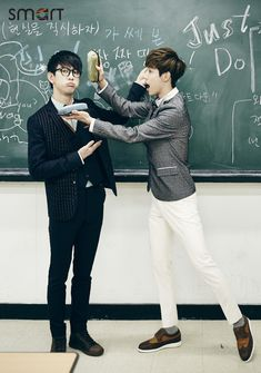 Jr. & Mark | GOT7 SMART Uniform CF
