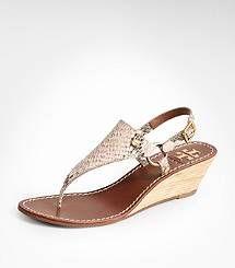 #Elsie Wedge Sandal