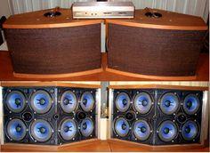 Pro Audio Speakers, Audiophile Speakers, Speakers For Sale, Ceiling Hooks, Home Cinemas, Loudspeaker, Audio Equipment, Box Design, High Level