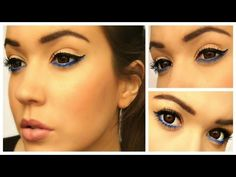 Make this suit your eye colour:    Blue Eyes: Gold / Orange / Chocolate    Green Eyes: Purple / Copper / Pink    Dark Brown Eyes: Blue / Yellow / Pink    Brown / Hazel / True Brown Eyes: Navy /Purple / Green     Grey Eyes: Any colour except grey!    Blog: http://themakeupchair.blogspot.ie/     Facebook: http://www.facebook.com/pages/The-Make-up-Chair-Sineadyc...