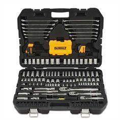 DWMT73803 168 Piece Mechanics Tools Set   DEWALT Tools