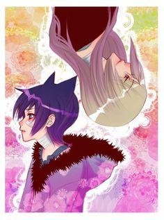 Loveless: Ritsuka and Soubi by *kitten-chan on deviantART