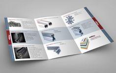 Atlas Alüminyum Katalog Tasarımı