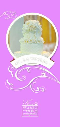 Le dolcezze di Nene'   Wedding Cake