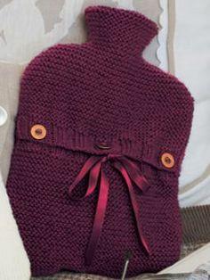 Hug Hottie (free knitting pattern) by Martin Storey. Loom Knitting Projects, Easy Knitting Patterns, Free Knitting, Crochet Projects, Crochet Patterns, Knitting Ideas, Crochet Cross, Knit Crochet, Rowan Yarn