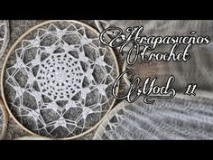 ATRAPASUEÑOS... MODELO 11. PASO A PASO. CROCHET / GANCHILLO - YouTube Sarah Kay, Techno, Projects To Try, Pattern, Crafts, Diy, Mandala Crochet, Dream Catchers, Crocheting