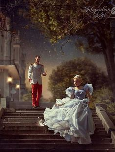 Fairy of Kiev – A stunning series of photographs honoring the Disney movies