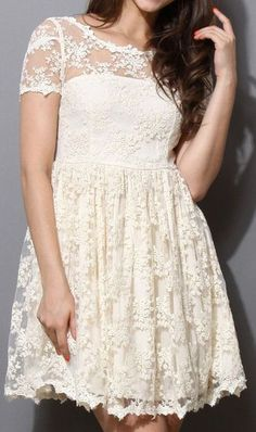 Floral Lace Dress <3 SO Pretty! | Looking & Feeling Great ✰