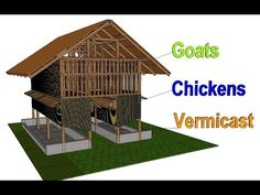 How the VIP, Vertical Integrated Pasture System Design, works. A system that mimics a pasture which normally functions horizontally. Farming System, Aquaponics System, Grow Home, Goat House, Psoriasis On Face, Co Housing, Drip System, Aquaponics Plants, Green Technology