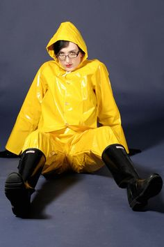 Here's a rain suit for you @Melissa Rabold
