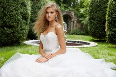 Bridal Gowns, Wedding Dresses by Alvina Valenta - Style AV9551