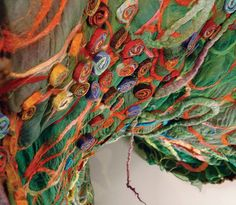 Meredith Setser. Love her felt installations and her prints.