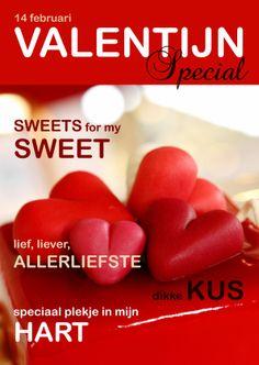Valentijnskaart, gemaakt door OTTI. Verkrijgbaar bij Kaartje2Go.