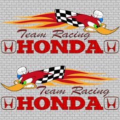 61 Best Honda Racing Decals images in 2019 | Car decal, Car decals