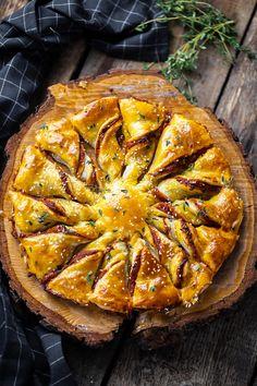 Sangria, Baked Goods, Feta, Bakery, Pie, Snacks, Desserts, Recipes, Pastries