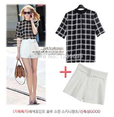 2014 summer grid ladies dress casual and comfortable price preferential benefit and free shopping $23.99