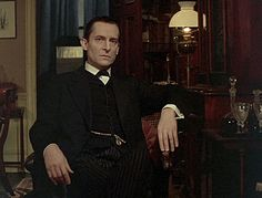 Jeremy embodied Sherlock Holmes for me like no other actor. When I re-read the books, I see his face and hear his voice.