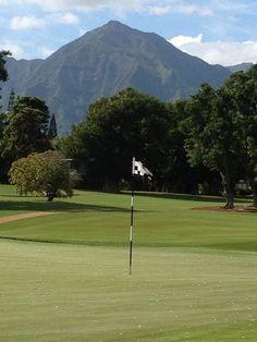 What is your Princeville, Kaua'i golf tee time?