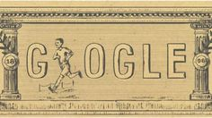 Google Doodle celebrates 120th anniversary of the first modern Olympic Games - http://thehawkindia.com/news/google-doodle-celebrates-120th-anniversary-of-the-first-modern-olympic-games/